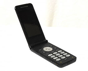 普及が広まった携帯電話